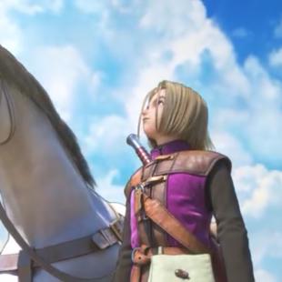 ¡Así es Dragon Quest XI: Echoes of a Elusive Age!