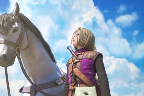 ¡Así es Dragon Quest XI: Echoes of a Elusive Age!