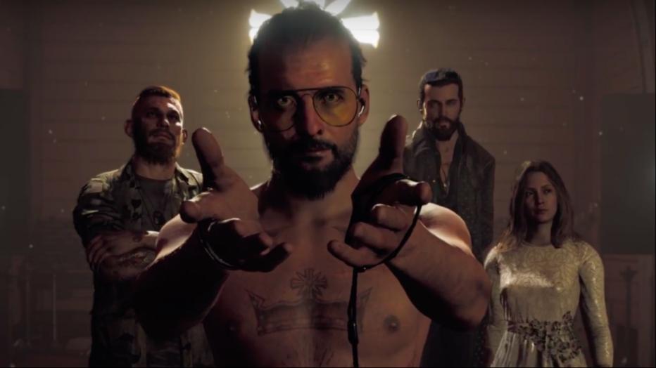 ¡Far Cry 5 ya está disponible! #VuelveUnGrande
