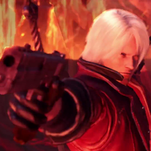 Colaboración entre Devil May Cry y Monster Hunter World