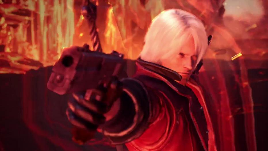 Colaboración entre Devil May Cry y Monster Hunter World