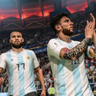 El Mundial de Rusia 2018 llega gratis a FIFA 18