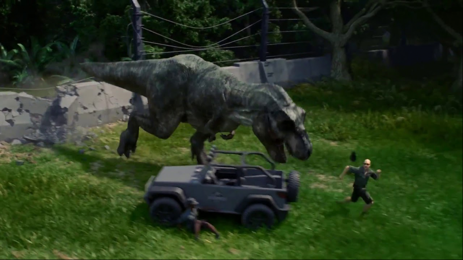 Así se juega a Jurassic World Evolution