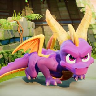 Comparativa de Spyro 1998 vs Spyro 2018