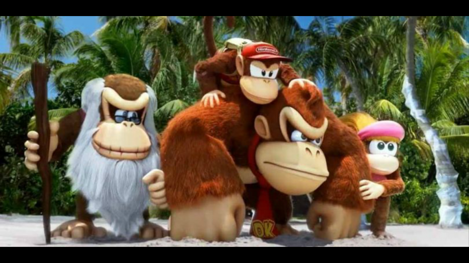 Así se juega a Donkey Kong Country: Tropical Freeze  Switch