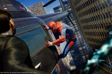 ¡Spider-Man y un tremendo gameplay extendido!