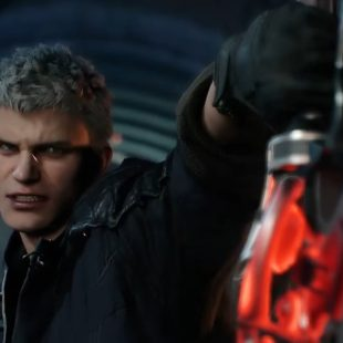 ¡¡¡DEVIL MAY CRY 5 ya es oficial!!!