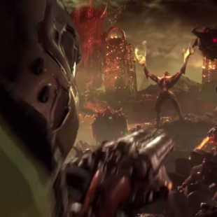DOOM Eternal pisa fuerte en la E3 2018