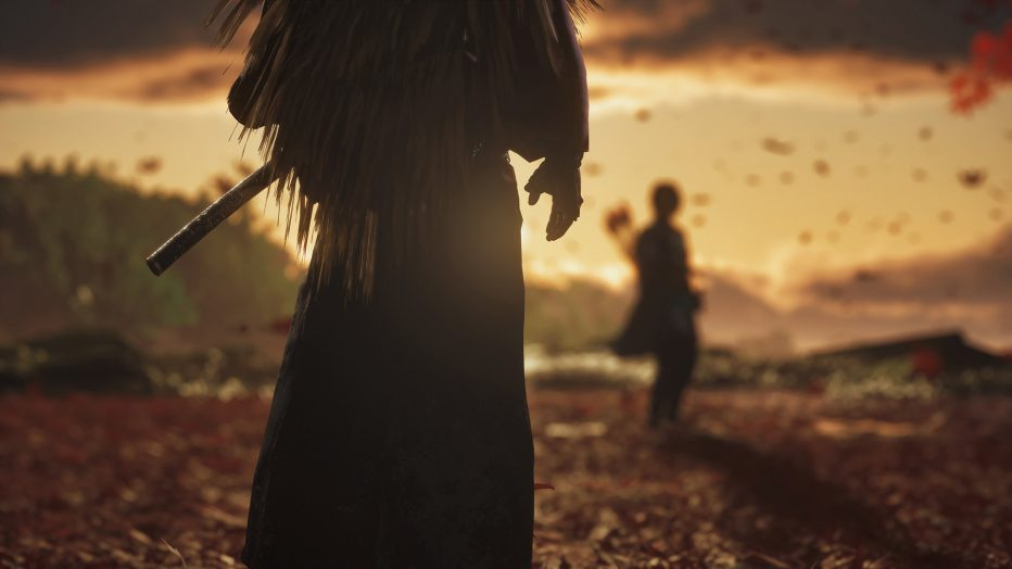 Ghost of Tsushima y su soberbio gameplay en la #E32018