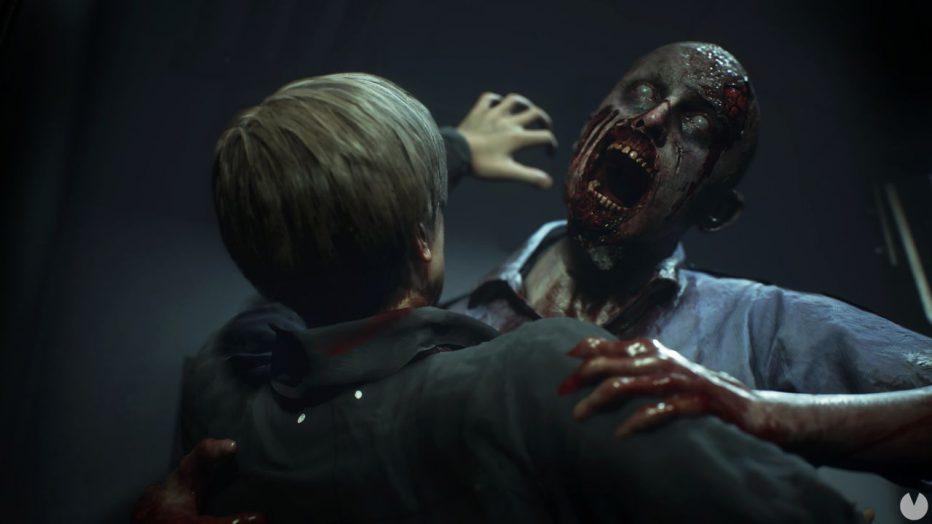 Resident Evil 2 Remake más gore que nunca