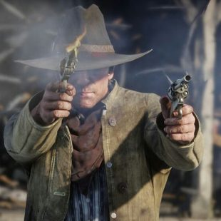 ¡Primer gameplay de Red Dead Redemption 2!