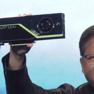 RTX las nuevas tarjetas gráficas de Nvidia