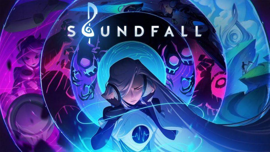 Así es Soundfall