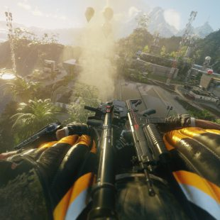¡Just Cause 4: Tornado  Gameplay extendido!
