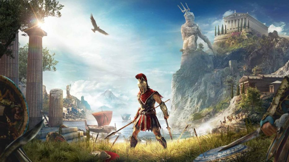 ASSASSIN'S CREED ODYSSEY ¡las 6 PRIMERAS HORAS!