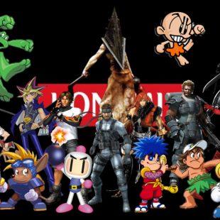 ¿De donde proviene el nombre de Konami?