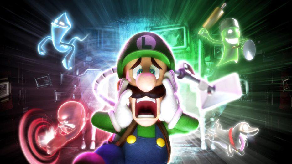 ¡Luigi's Mansion 3 es oficial para Nintendo Switch!