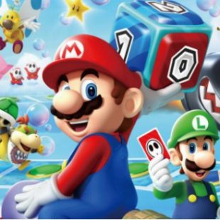 ¡A pura diversión! Super Mario Party para Switch
