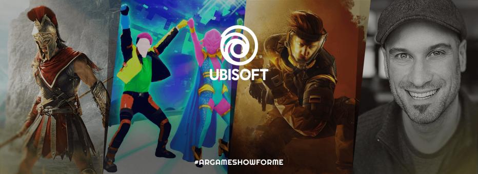 Ubisoft revela su lineup para Argentina Game Show Coca-Cola For Me 2018