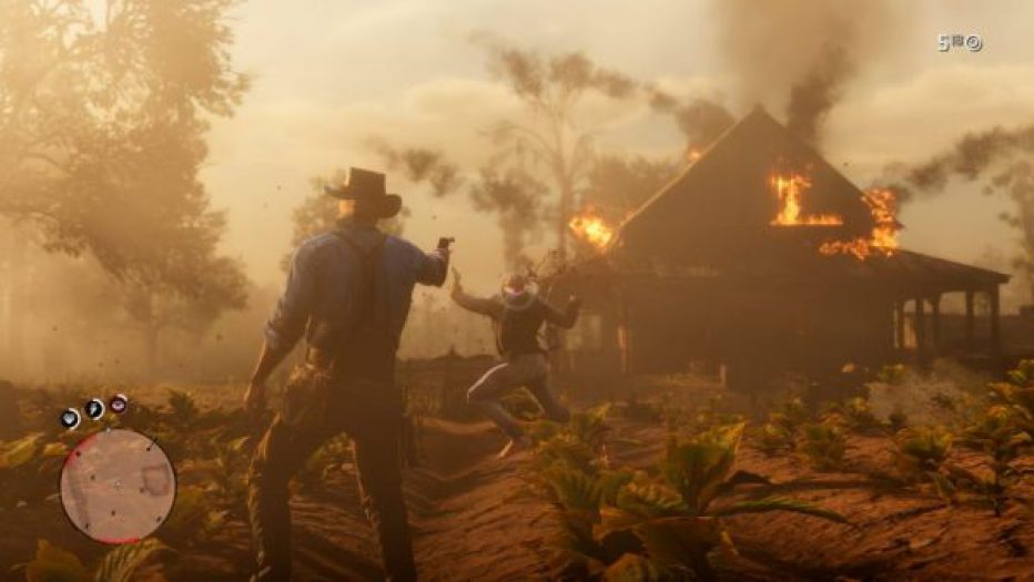 ¡Red Dead Redemption 2 gameplay extendido sin spoilers!