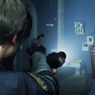 ¡Explosivos clips de Resident Evil 2!