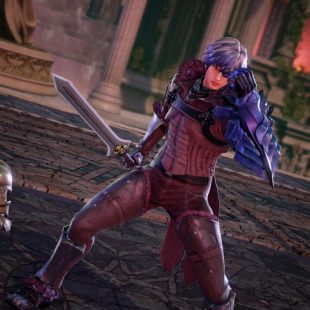 Espectacular gameplay de Soul Calibur VI