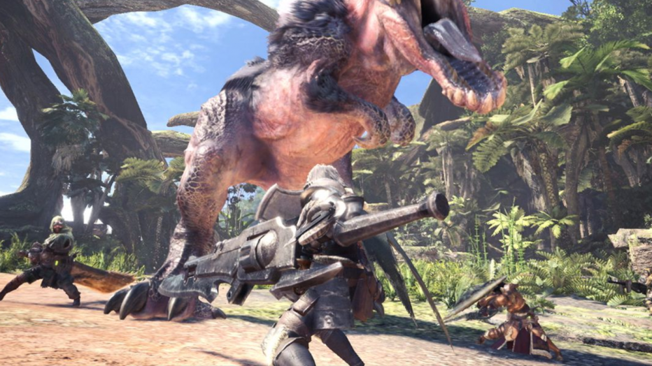 El mundo de Assassin's Creed en Monster Hunter World