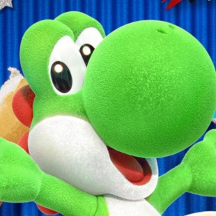 Conocé la historia de Yoshi's Crafted World