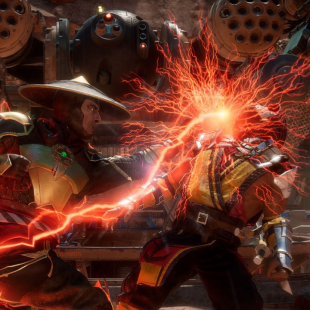 ¡¡¡Primer gameplay de Mortal Kombat 11!!!