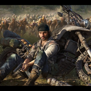 Recorré el mundo de Days Gone